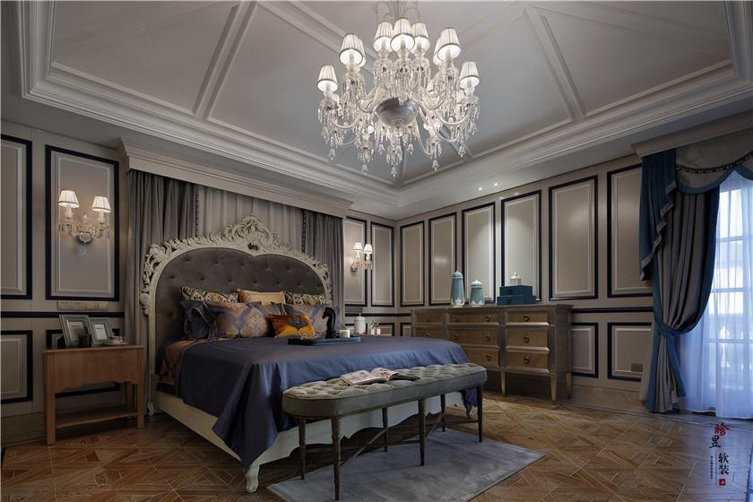 貴陽別墅軟裝設計公司