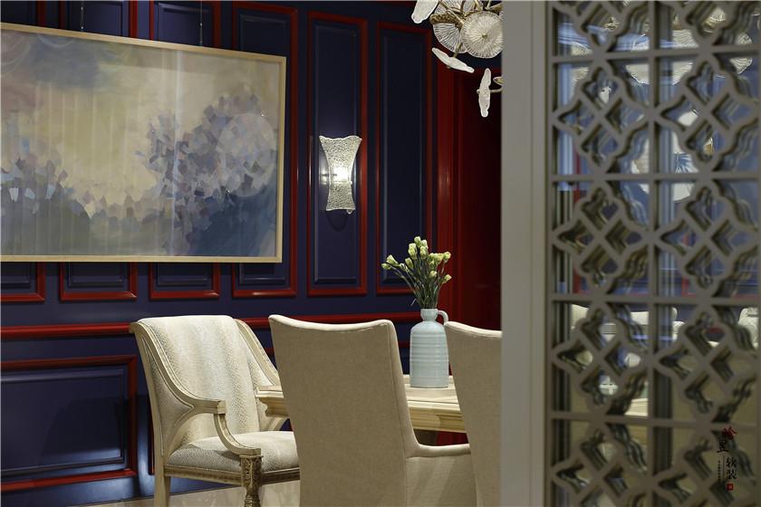 貴陽別墅軟裝設計