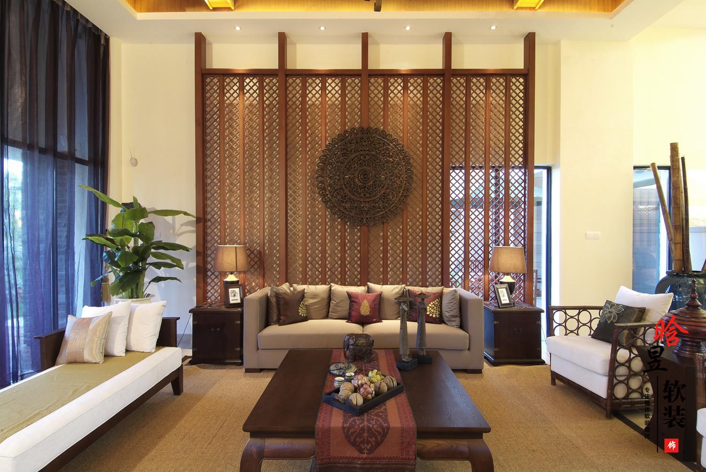 花溪平橋山莊東南亞家居,給你獨特的異域感受客廳4.jpg