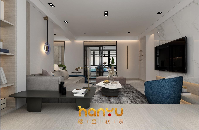 觀府壹號140㎡客廳軟裝設計方案 2.png